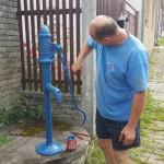 Oprava studni